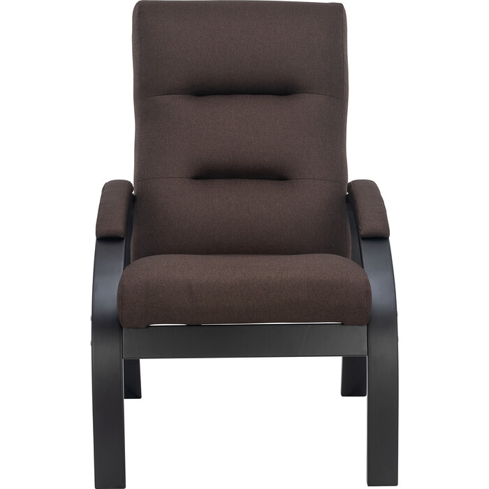 Кресло Leset Лион венге/ткань Малмо 28