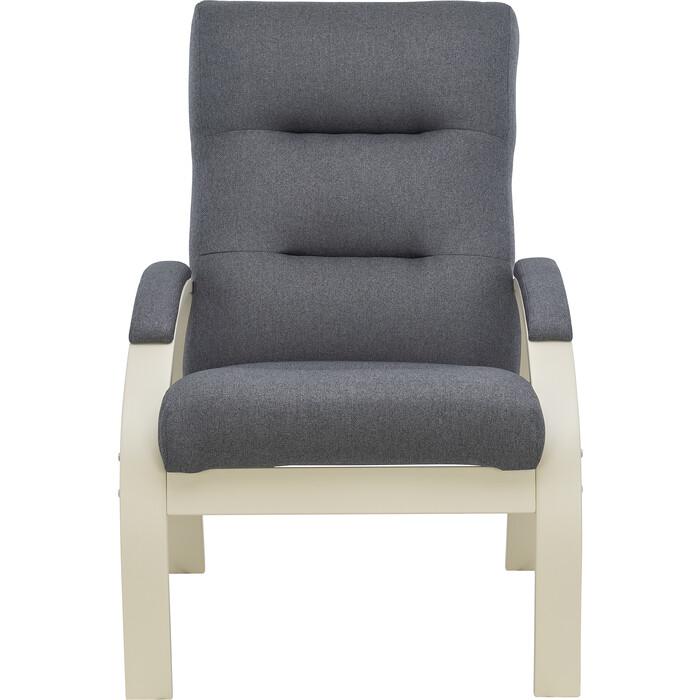 Кресло Leset Лион слоновая кость/ткань Малмо 95