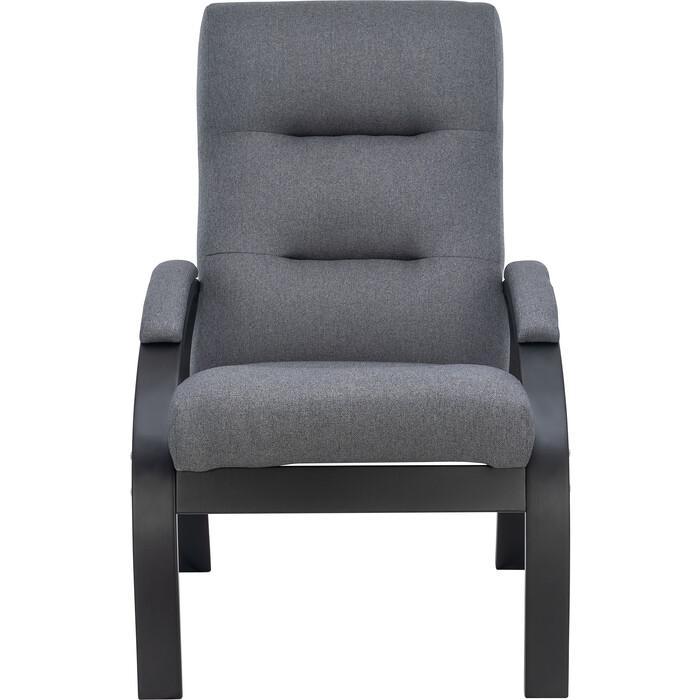 Кресло Leset Лион венге/ткань Малмо 95