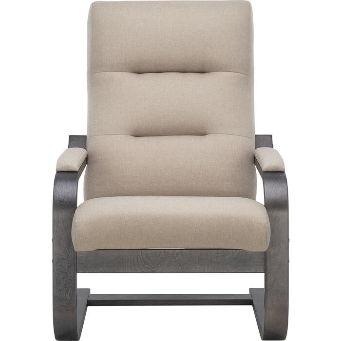 Кресло Leset Оскар венге текстура/ткань Малмо 05