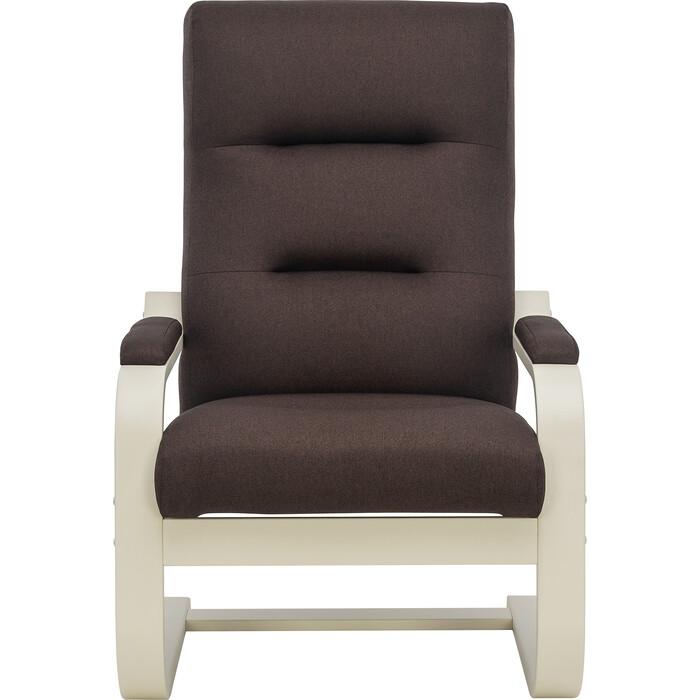 Кресло Leset Оскар слоновая кость/ткань Малмо 28