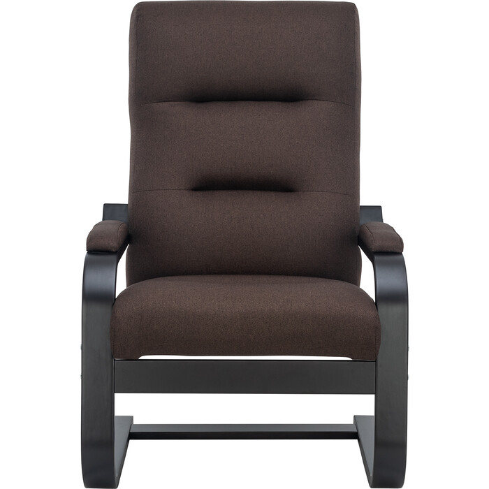 Кресло Leset Оскар венге/ткань Малмо 28
