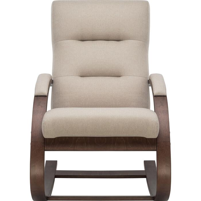 Кресло Leset Милано орех текстура/ткань Малмо 05