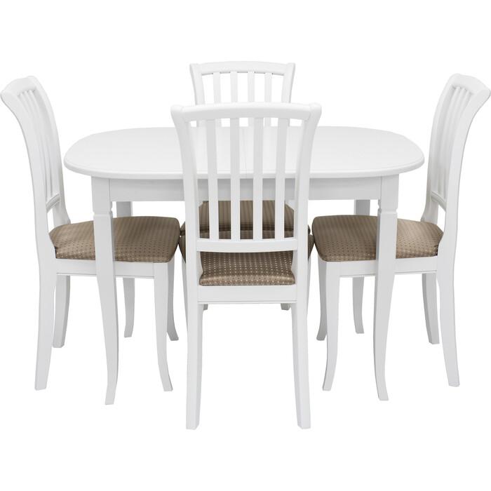 Набор мебели Leset для кухни Аризона 1Р белый