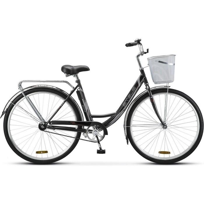 Велосипед Stels Navigator-340 28 Z010 20 Черный