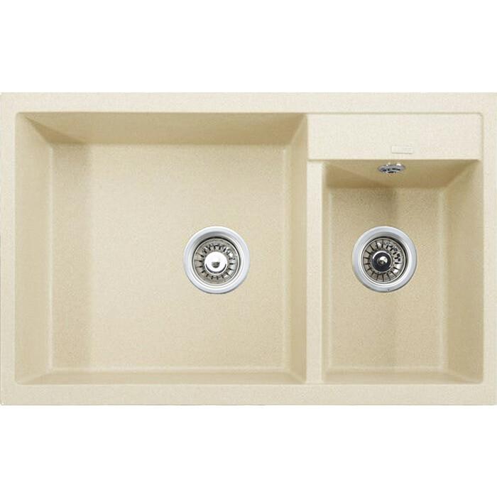 Кухонная мойка Kaiser Granit KG2M-8050 Jasmine жасмин (KG2M-8050-J)