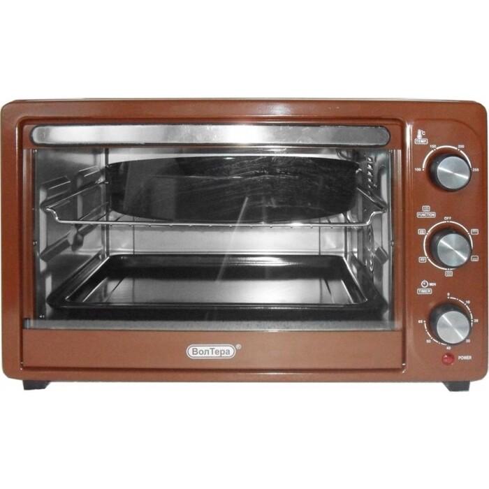 Мини-печь ВолТера ЭШП 36-1,6/220 коричневый