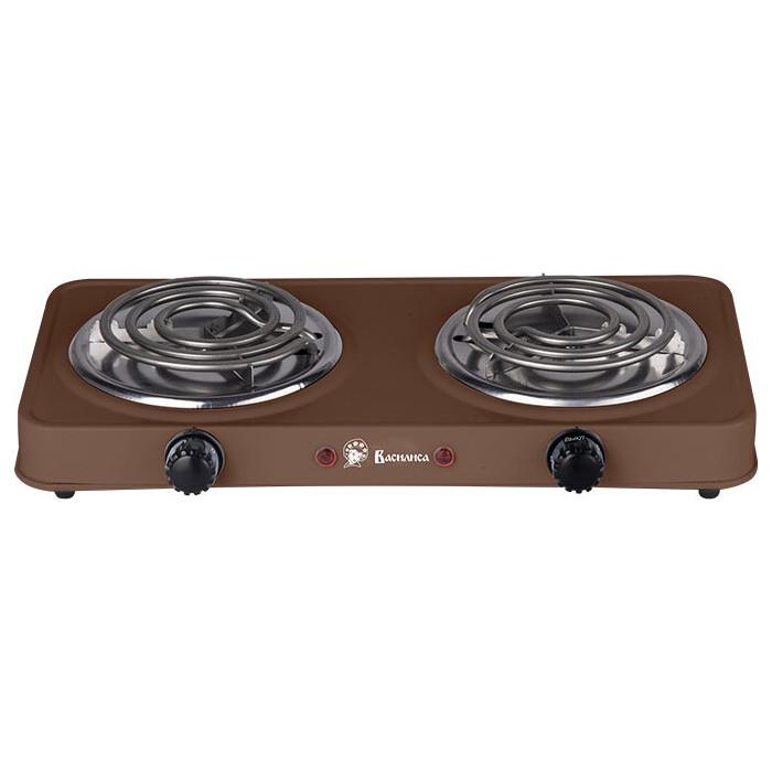 Настольная плита ВАСИЛИСА ВА-902 коричневый
