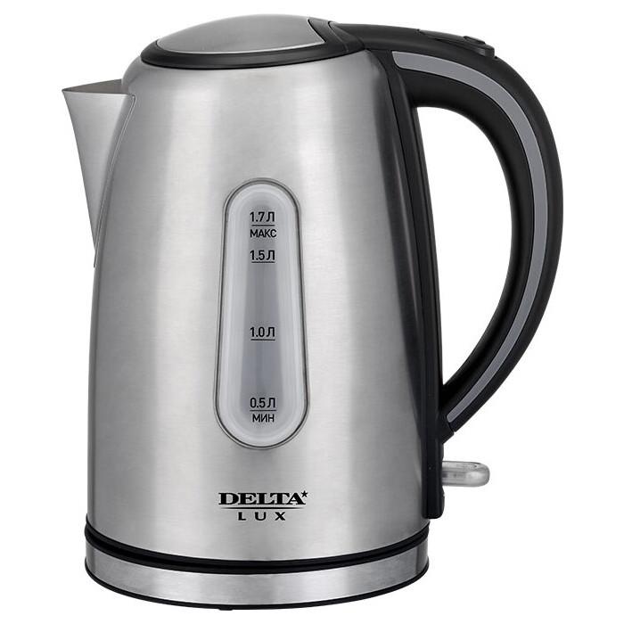 Чайник электрический Delta LUX DE-1000