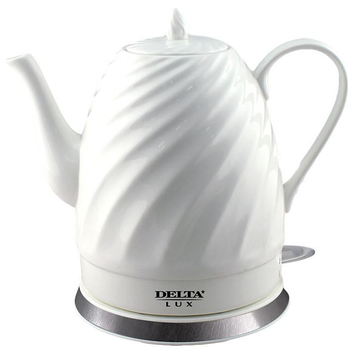 Чайник электрический Delta LUX DL-1238