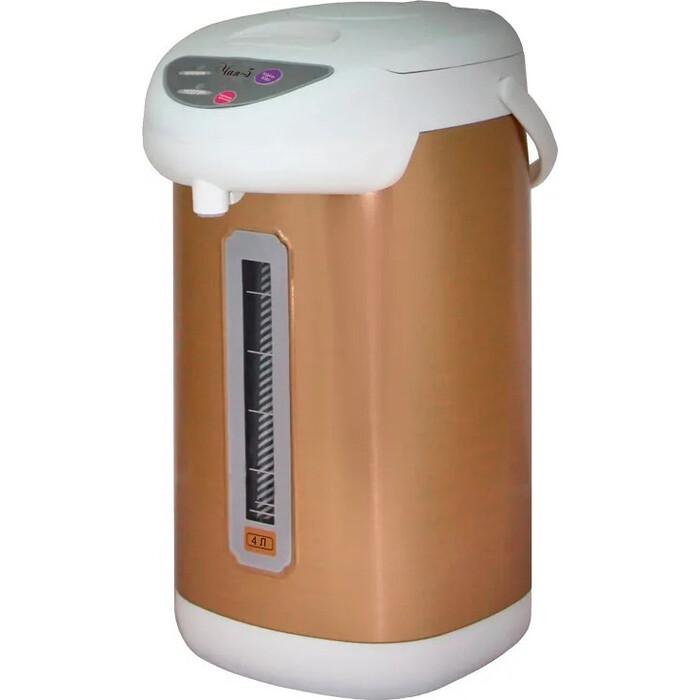 Термопот Великие реки Чая-5 золотой