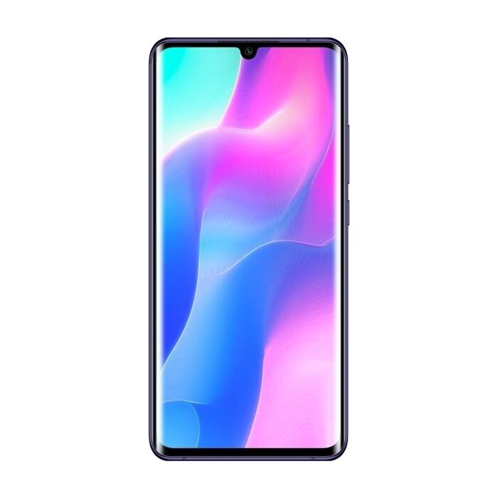 Смартфон Xiaomi Mi Note 10 Lite 6/128Gb пурпурный