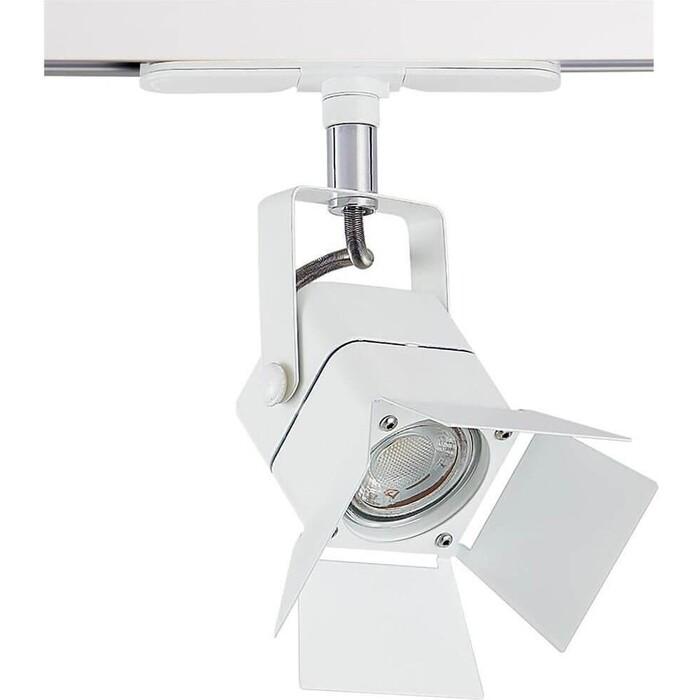 Светильник Citilux Трековый Ринг CL526T10SN