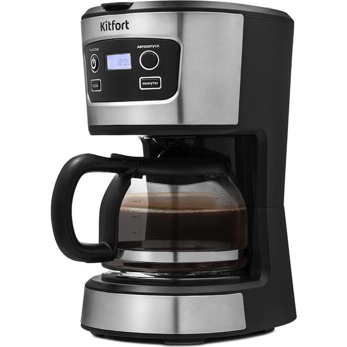 Кофеварка KITFORT KT-738