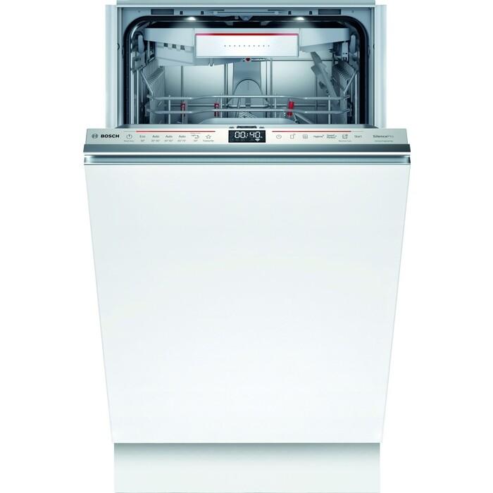 Встраиваемая посудомоечная машина Bosch Perfect Dry Serie 8 SPD8ZMX1MR