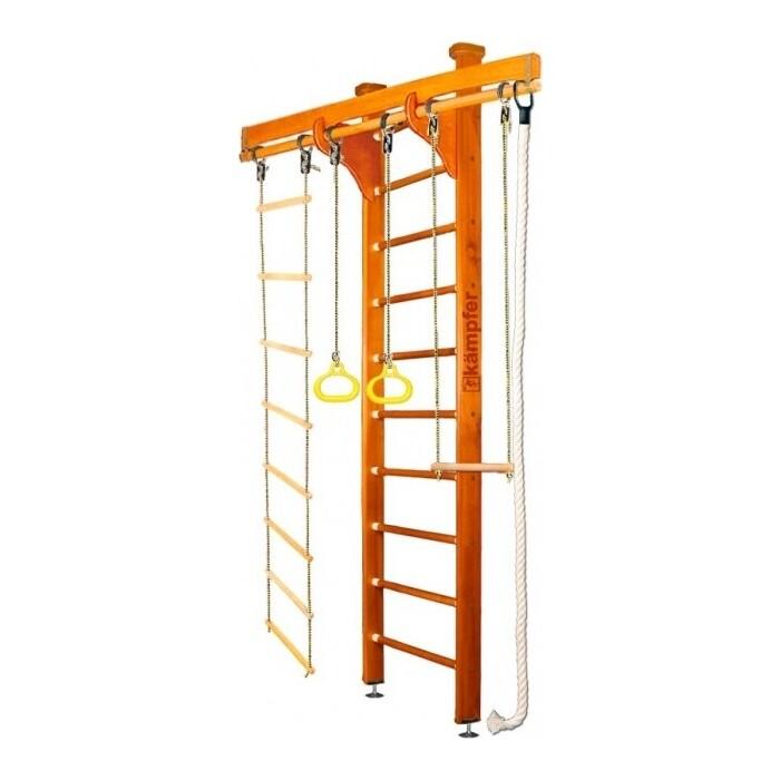 Шведская стенка Kampfer Wooden Ladder Ceiling №3 Классический Высота 3 м
