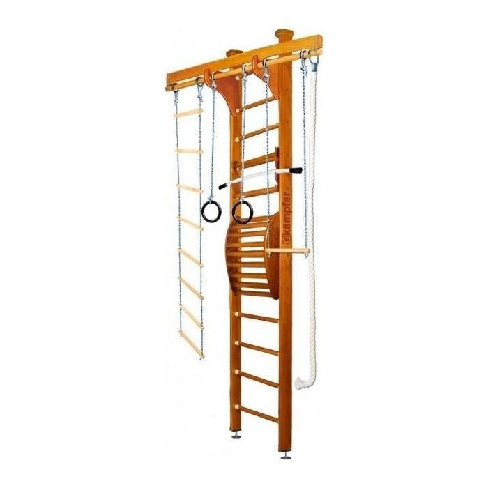 Шведская стенка Kampfer Wooden Ladder Maxi Ceiling №3 Классический Высота 3 м