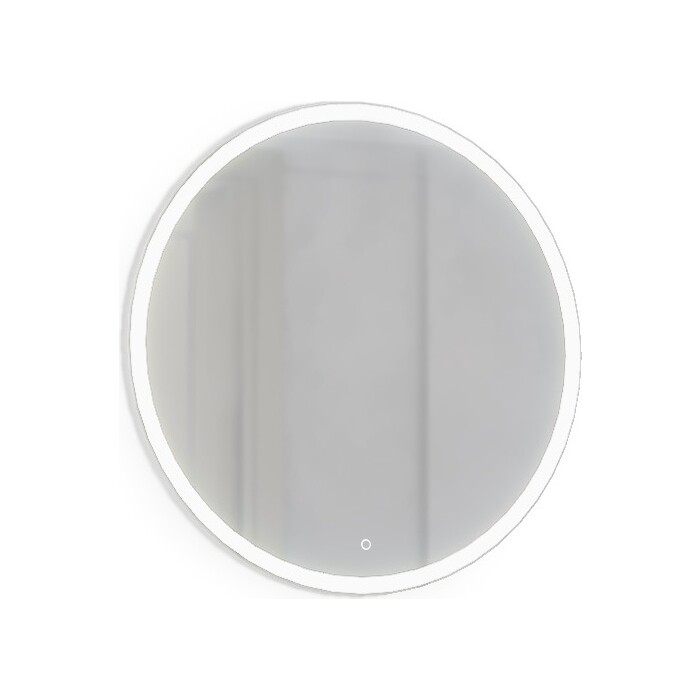 Зеркало Jorno Charm 77 с подсветкой (Cha.02.77/W)
