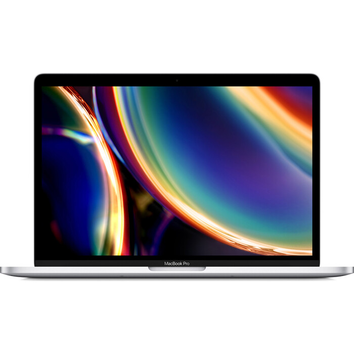 Ноутбук Apple 13.3 Retina MacBook Pro Mid 2020 silver (Core i5 2GHz/16Gb/512Gb SSD/VGA int/MacOs) (MWP72RU/A)