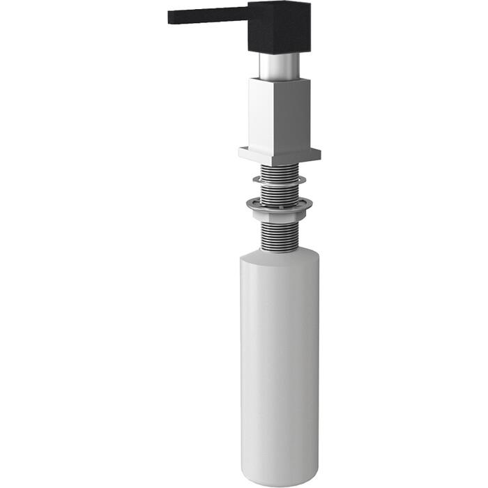 Дозатор для моющих средств Florentina Квадро FL антрацит (703.726.0000.302)