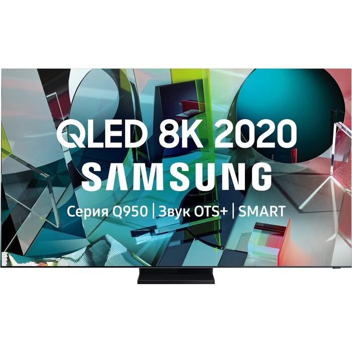 QLED Телевизор Samsung QE85Q950TSU 8K