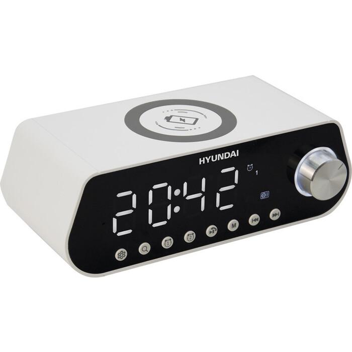 Радиобудильник Hyundai H-RCL380