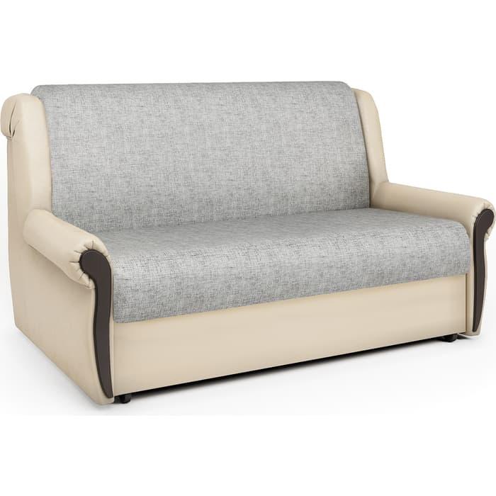 Фото - Шарм-Дизайн Диван-кровать Аккорд М 100 экокожа беж и серый шенилл диван кровать шарм дизайн аккорд д 160 экокожа беж и шенилл беж