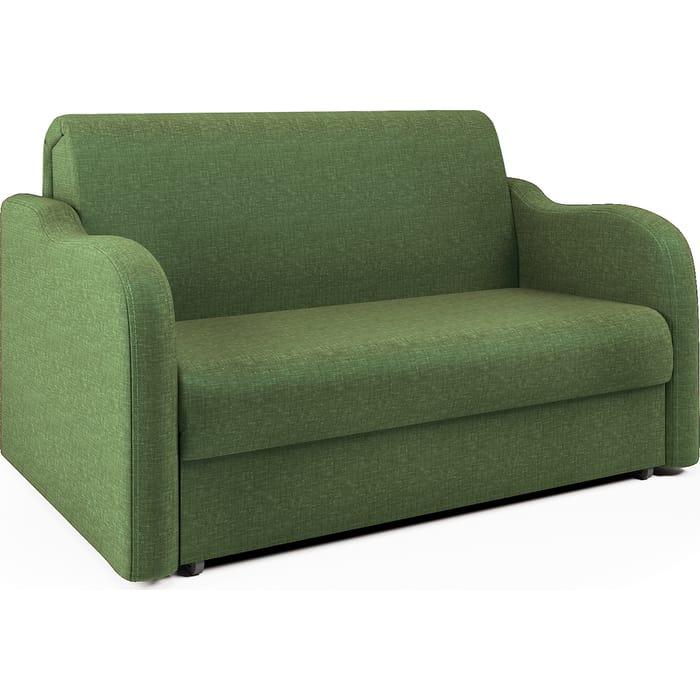 Шарм-Дизайн Диван-кровать Коломбо 120 зеленый