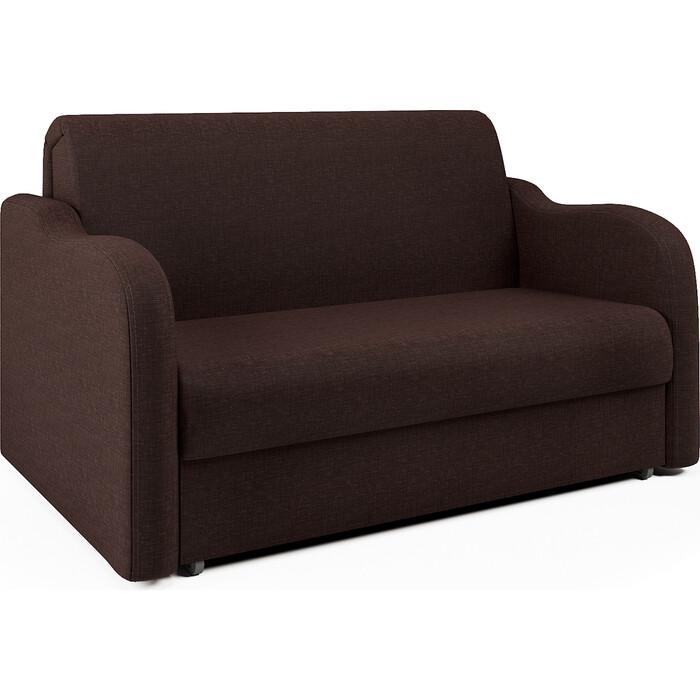 Шарм-Дизайн Диван-кровать Коломбо 120 шоколад