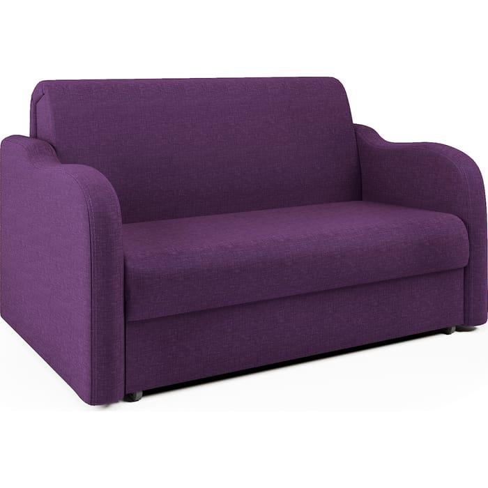 Шарм-Дизайн Диван-кровать Коломбо 140 фиолетовый