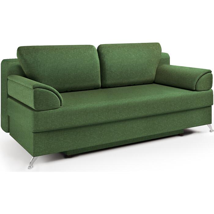 Шарм-Дизайн Диван-кровать ЕвроШарм зеленый