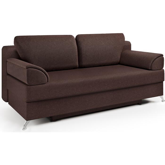 Шарм-Дизайн Диван-кровать ЕвроШарм шоколад