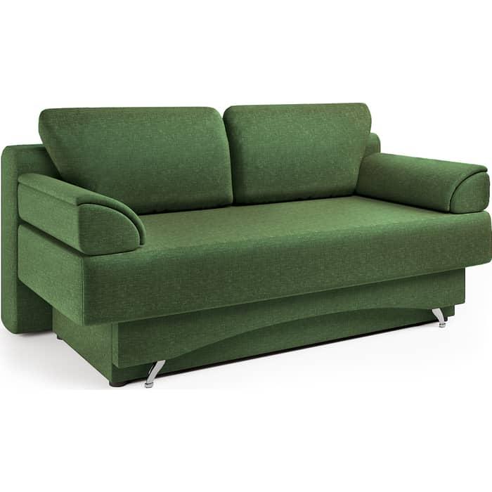 Шарм-Дизайн Диван-кровать Евро 150 зеленый