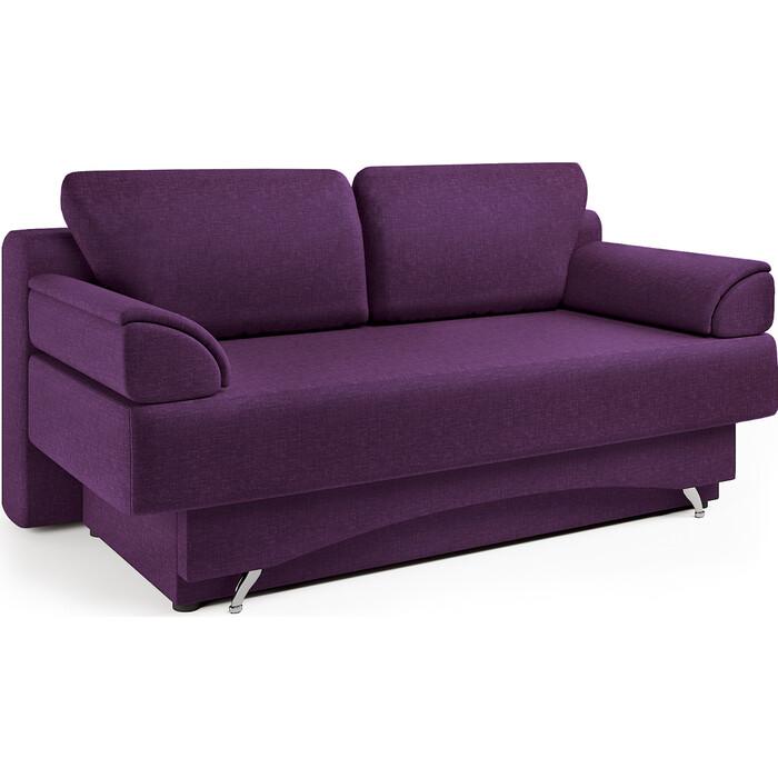 Шарм-Дизайн Диван-кровать Евро 150 фиолетовый