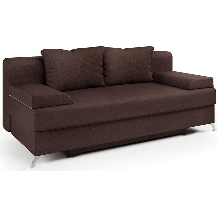 Шарм-Дизайн Диван-кровать Лайт шоколад