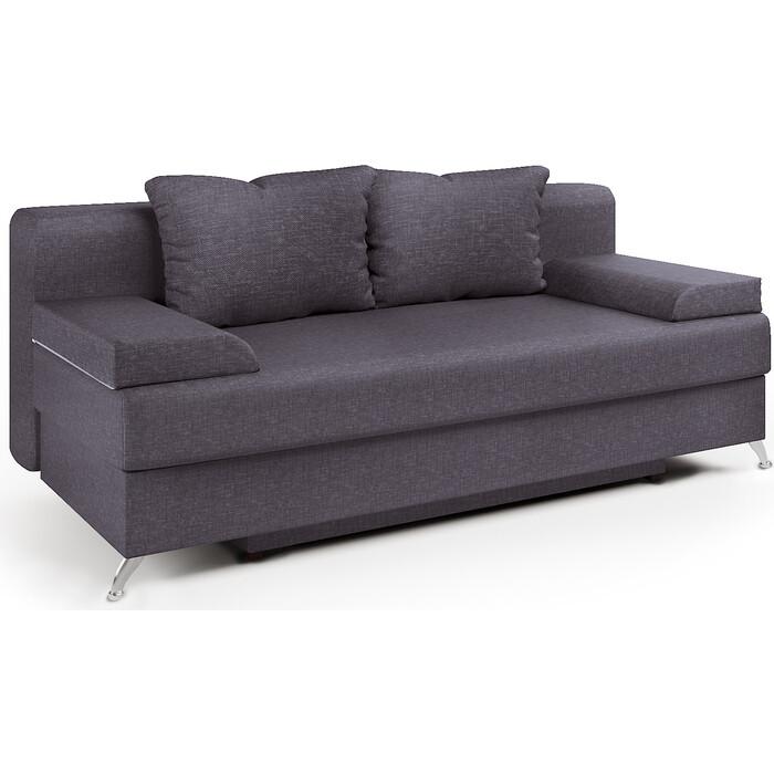 Шарм-Дизайн Диван-кровать Лайт серый