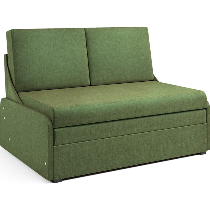 Диван-кровать Шарм-Дизайн Уют-2 зеленый