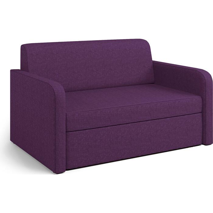 Диван-кровать Шарм-Дизайн Куба фиолетовый