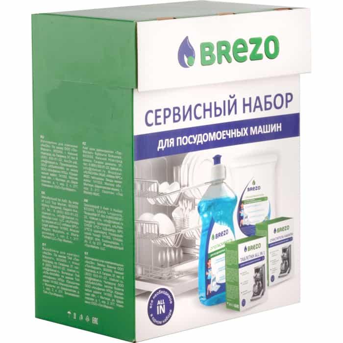 Набор для посудомоечной машины (ПММ) Brezo (87837)