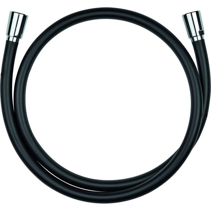 Душевой шланг Kludi Suparaflex 1,25 м черный (6107187-00)