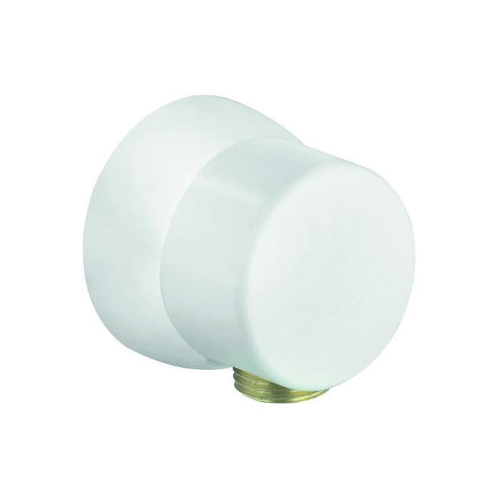 Подключение для шланга Kludi Sirena белый (6306143-00)