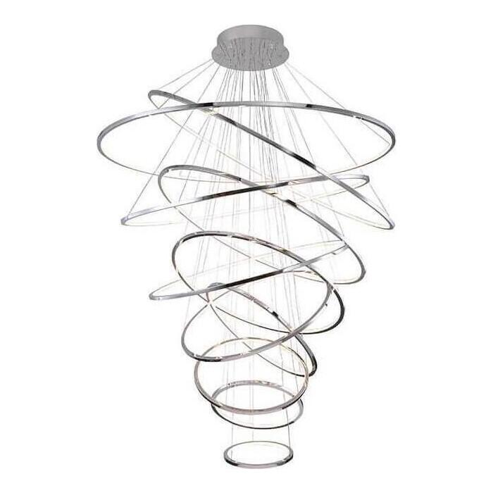 Светильник Newport Подвесной светодиодный 15211/S Chrome M0058627