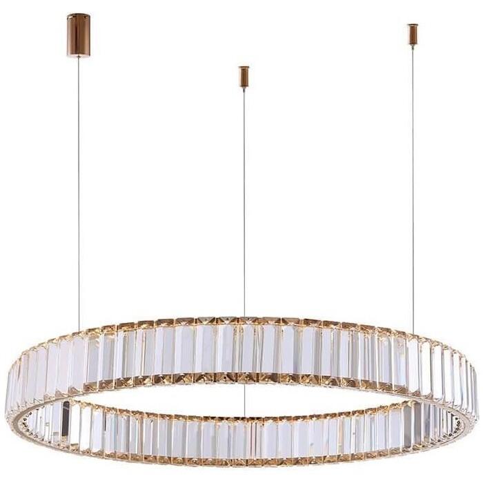 Светильник Newport Подвесной светодиодный 15852/S gold M0061007
