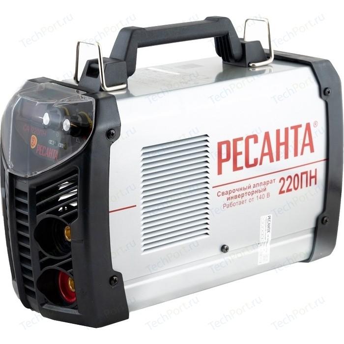 Фото - Сварочный инвертор Ресанта САИ 220 ПН сварочный инвертор спец imma 200 пн
