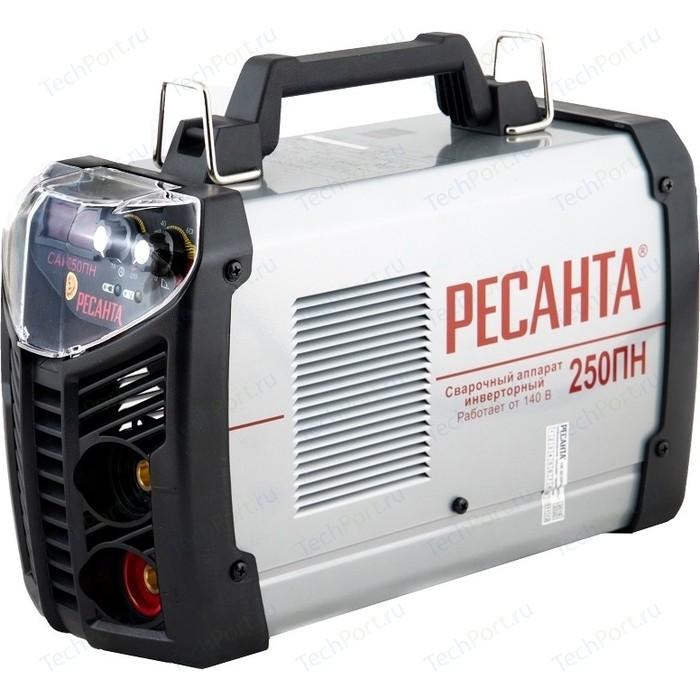 Фото - Сварочный инвертор Ресанта САИ 250 ПН сварочный инвертор спец imma 200 пн