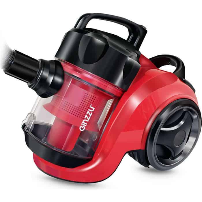 Пылесос Ginzzu VS420 красный