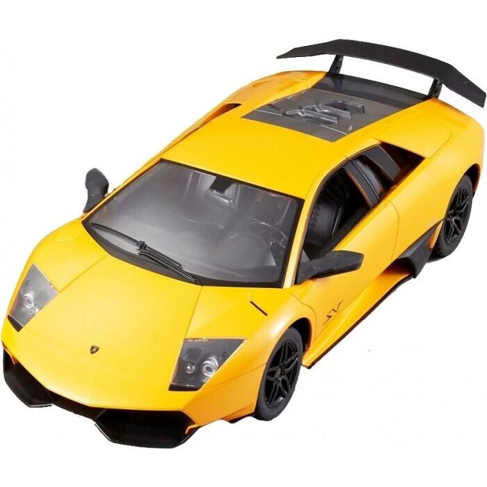Радиоуправляемая машина MZ Model Lamborghini LP670 1:10 - 2020-Yellow