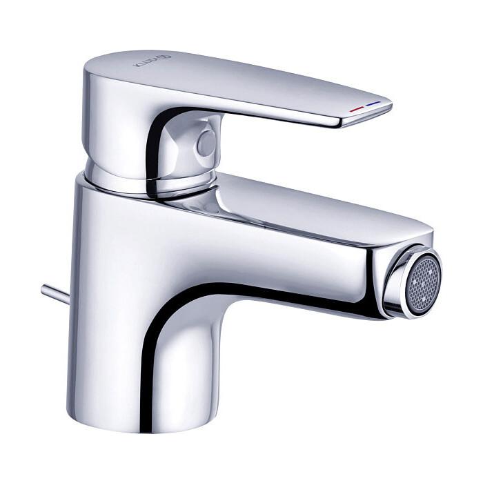 Смеситель для биде Kludi Pure&Solid с донным клапаном (342160575)