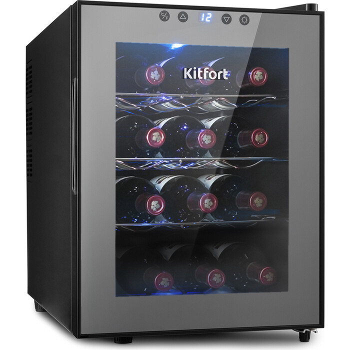 Винный шкаф KITFORT KT-2408