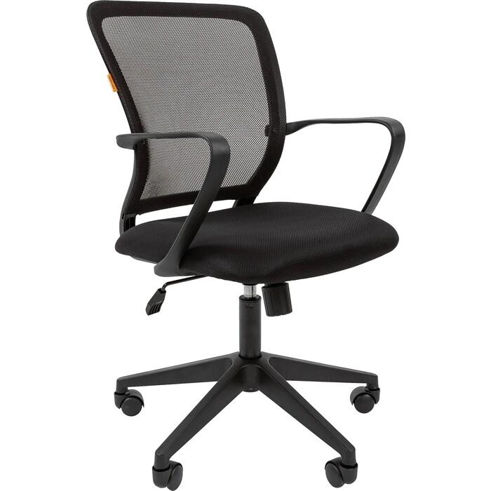 Офисное кресло Chairman 698 TW-01 черный